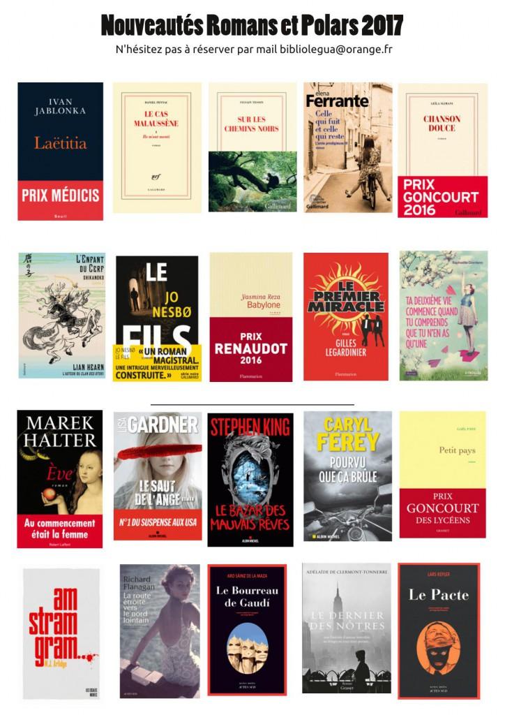 Nouveautés Romans et Polars 2017 - Bibliothèque le Gua - Isère 38 6c71d4c6558